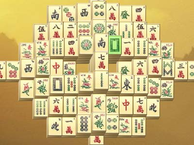 original mahjong game